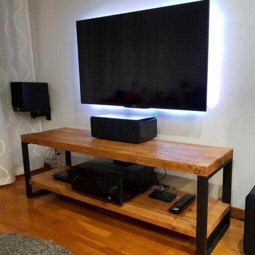 mueble-tv-estilo-industrial140x50