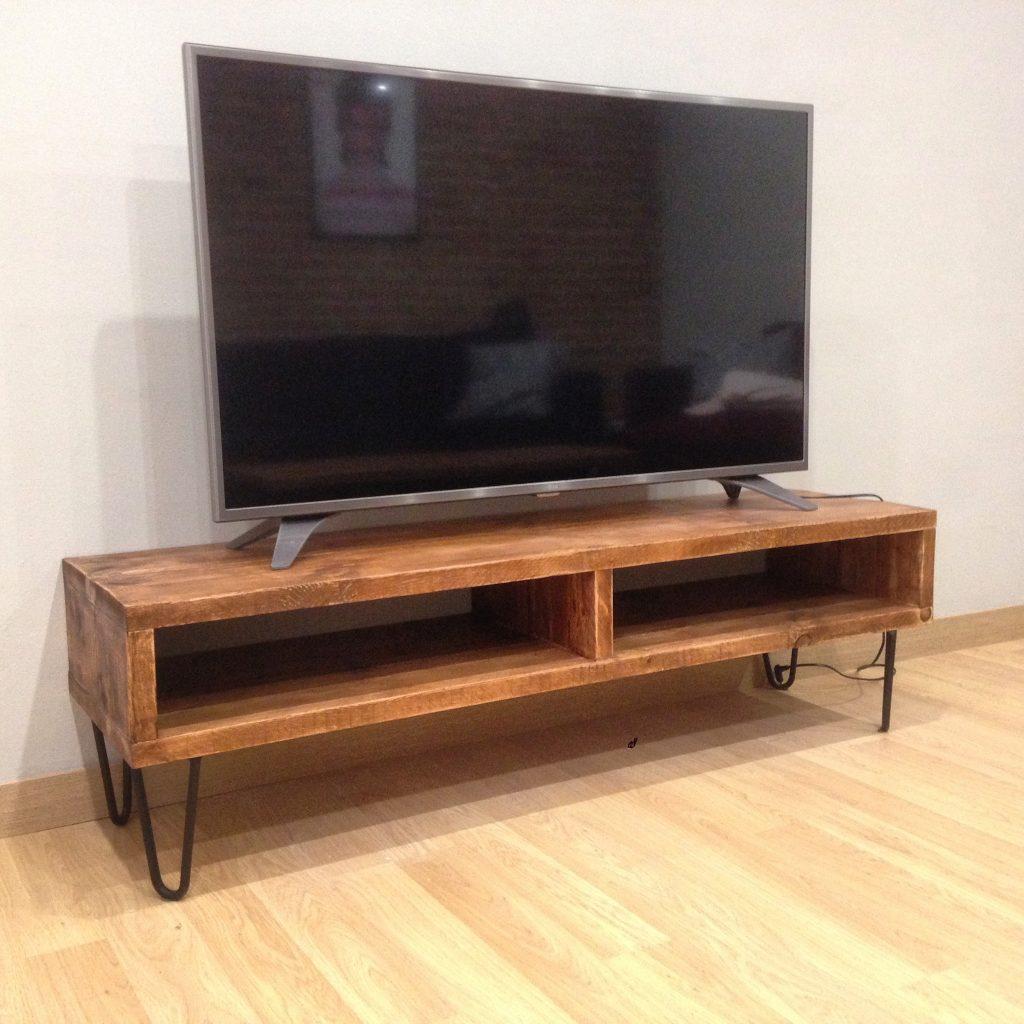 Mueble tv el atelier del arte sano for Mueble tv vintage