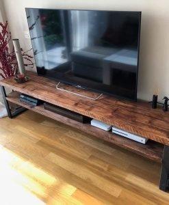 mueble-tv-estilo-industrial-nogal