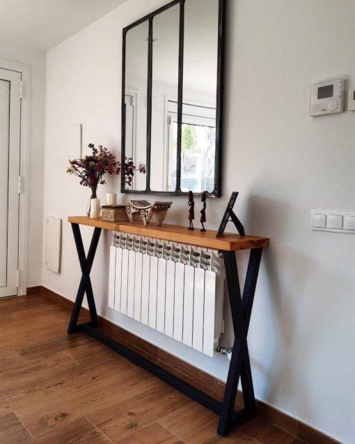 mueble-recibidor-estilo-industrial